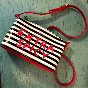 NWOT Kate Spade Extra Spicy Millie Crossbody Bag